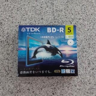 ティーディーケイ(TDK)のTDK 1回録画用Blu-rayディスク 25GB BD-R 5枚(その他)