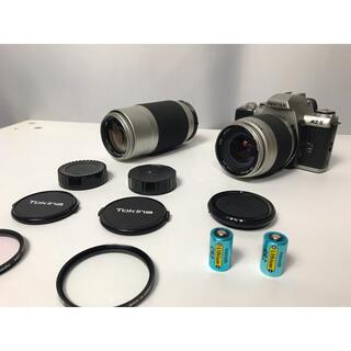 ペンタックス(PENTAX)のPENTAX MZ-5 ダブルレンズ フィルム一眼レフカメラ ペンタックス(フィルムカメラ)
