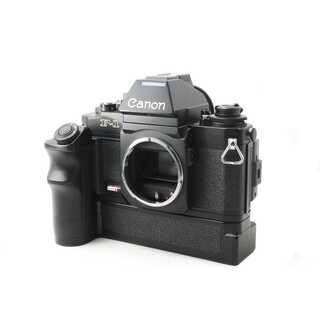 キヤノン(Canon)の★希少・極上美品★ キヤノン CANON NEW F-1 AEファインダー (フィルムカメラ)