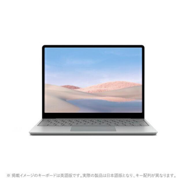 Microsoft(マイクロソフト)の【新品】Surface Laptop Go i5/128GB(2台のセット販売) スマホ/家電/カメラのPC/タブレット(ノートPC)の商品写真