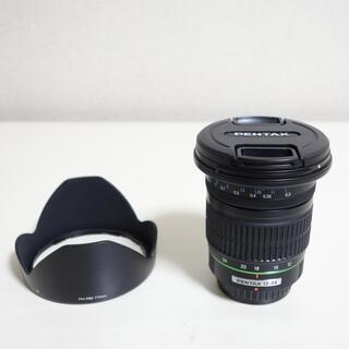 ペンタックス(PENTAX)のペンタックス smc PENTAX-DA 12-24mm F4 ED AL IF(レンズ(ズーム))