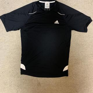 adidas - アディダス adidas ランニングシャツ Tシャツ サイズ M