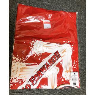 ヒロシマトウヨウカープ(広島東洋カープ)のカープ 優勝Tシャツ Sサイズ(記念品/関連グッズ)