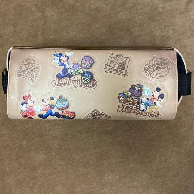 Disney(ディズニー)のTDR TDL 東京ディズニーランド 35周年 35th カメラバッグ ヲタバ スマホ/家電/カメラのカメラ(ケース/バッグ)の商品写真