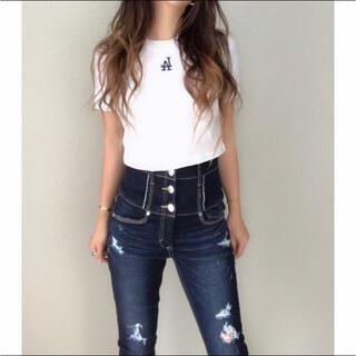 ジェイダ(GYDA)のGYDA×MLB ショートTシャツ(Tシャツ(半袖/袖なし))