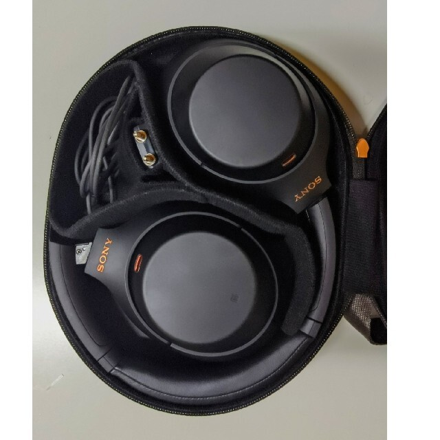 SONY(ソニー)のSONY WH-1000XM4 スマホ/家電/カメラのオーディオ機器(ヘッドフォン/イヤフォン)の商品写真
