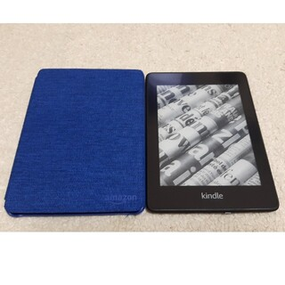 kindle paperwhite 10世代  純正カバー付き