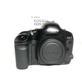 Canon - 極上品 キヤノン EOS-1V ボディ
