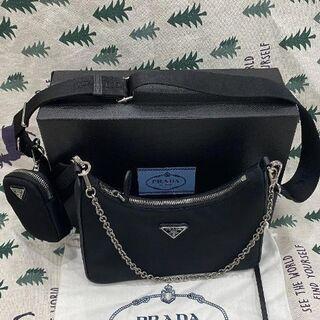 PRADA -  ✨極美品✨ PRADA ショルダーバッグ