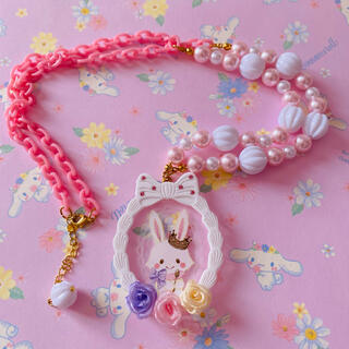 Angelic Pretty - ウィッシュミーメル アンプリ ネックレス