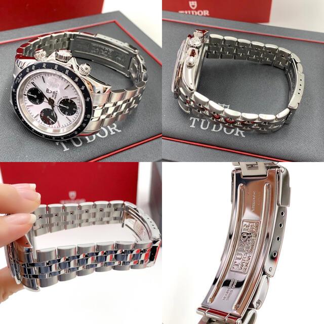 Tudor(チュードル)のチューダー メンズ TUDOR 79260P クロノタイム 自動巻  SS メンズの時計(腕時計(アナログ))の商品写真