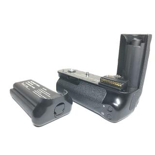 キヤノン(Canon)の極上品 キヤノン パワードライブブースターPB-E2(NP-E3)(フィルムカメラ)
