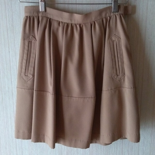 エージーバイアクアガール(AG by aquagirl)の【まめうし様専用】 フレアスカート & GU Tシャツ 2枚(ひざ丈スカート)