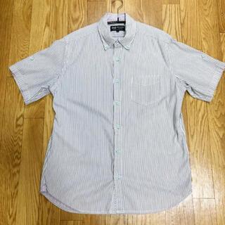 ビームス(BEAMS)のbeams メンズ 半袖シャツ ストライプ(シャツ)