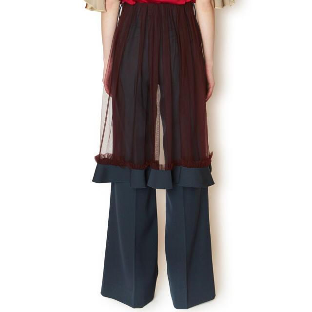 kolor(カラー)のkolor 21aw  パンツ メンズのパンツ(スラックス)の商品写真