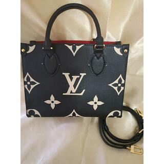 LOUIS VUITTON - ルイヴィトン 限定新作 オンザゴー PM