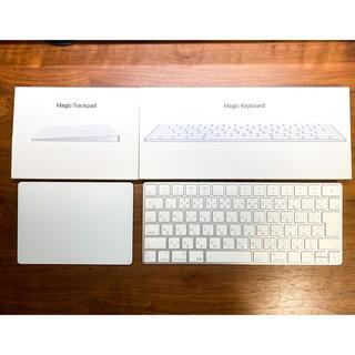 Apple - Apple Magic Trackpad2/Magic Keyboard