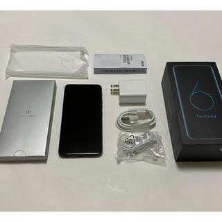 ASUS - 【超美品】ASUS Zenfone6 Dual-SIM ZS630KL