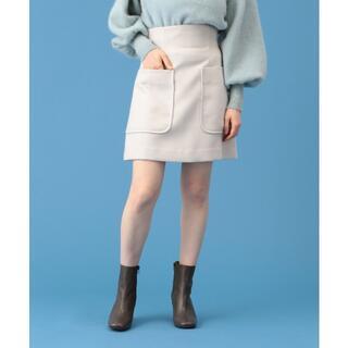 deicy - 【新品】DEICY パッチポケットミニスカート