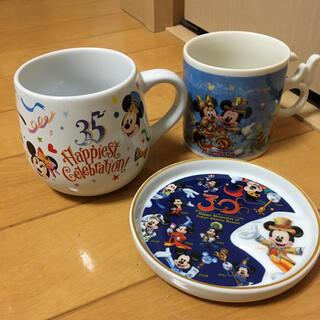 Disney - ディズニーランド 30周年 35周年 スーベニアカップ