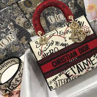 Christian Dior - レディディオールハンドバッグミディアム