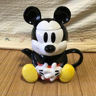 ミッキーマウス(ミッキーマウス)のミッキーマウス ポット&カップ(キャラクターグッズ)