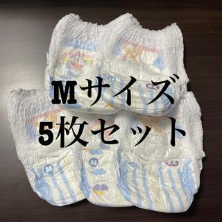 ユニチャーム(Unicharm)のマミーポコ パンツ Mサイズ 5枚セット(ベビー紙おむつ)