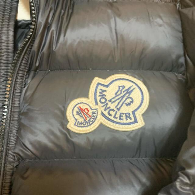 MONCLER(モンクレール)の【美品】ダウンジャケット モンクレール ブラマント ブラック 3 メンズのジャケット/アウター(ダウンジャケット)の商品写真