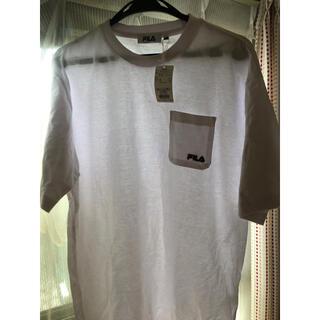 FILA - 【新品】FILA Tシャツ(白)XXL
