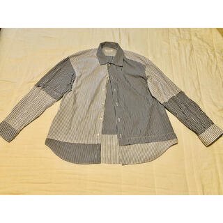 ユナイテッドアローズ(UNITED ARROWS)のENrote アンルート クレイジーストライプシャツ(シャツ)