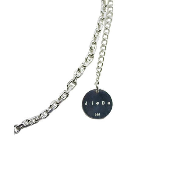 Jieda(ジエダ)のjieda mix stone ネックレス ミックスストーン ジエダ メンズのアクセサリー(ネックレス)の商品写真