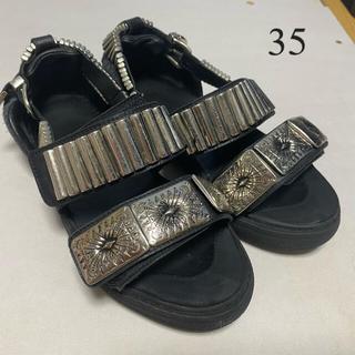 トーガ(TOGA)のTOGA PULLA SHOE / Sneakers Sandal 35(サンダル)