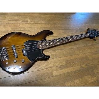 ヤマハ(ヤマハ)のYAMAHA BB735A 5弦ベース 美品(エレキベース)