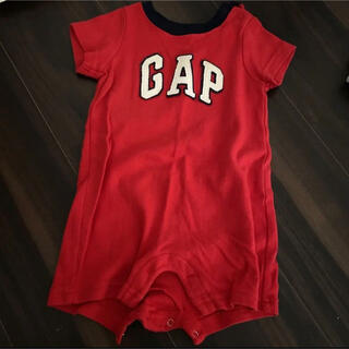 ベビーギャップ(babyGAP)のGAPロンパース60(ロンパース)