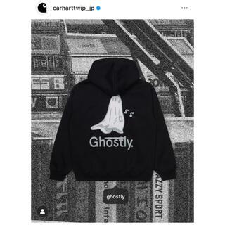 カーハート(carhartt)のcarhartt wip ghostly カーハート パーカー xxl(パーカー)