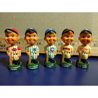 MLB ミニチュア バブルヘッド 人形 メジャーリーグ