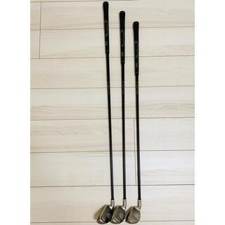 キャロウェイゴルフ(Callaway Golf)のキャロウェイ ゴルフクラブ アイアン3本セット(クラブ)