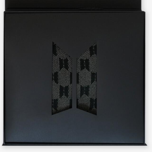 防弾少年団(BTS)(ボウダンショウネンダン)のBTS MARCH BOX #1  マーチボックス 未開封 ブランケット エンタメ/ホビーのタレントグッズ(アイドルグッズ)の商品写真