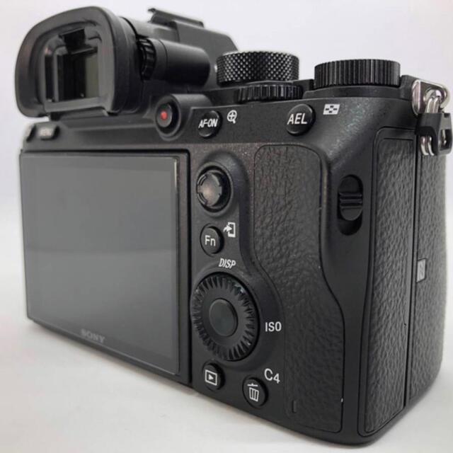 SONY a7RIII ボディー本体 撮影枚数385枚(ショット数.COM調べ) スマホ/家電/カメラのカメラ(デジタル一眼)の商品写真