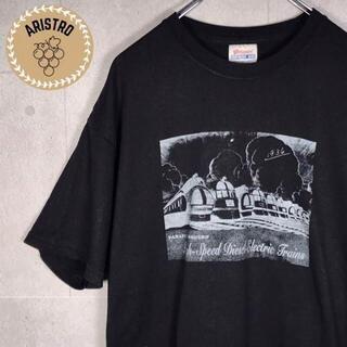ヘインズ(Hanes)のA149 USA古着/ヘインズ/半袖/Tシャツ/デザイン/プリント/ディーゼル(Tシャツ/カットソー(半袖/袖なし))