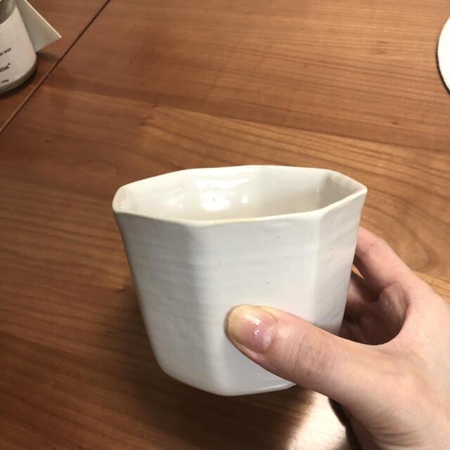 岡田直人 八角小鉢 インテリア/住まい/日用品のキッチン/食器(食器)の商品写真