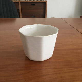 岡田直人 八角小鉢