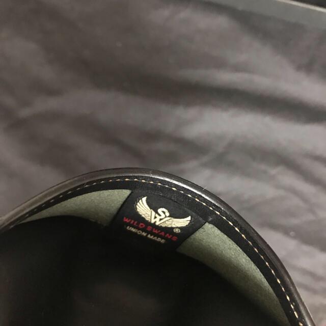 ワイルドスワンズ × ポールスミス 名刺入れWILDSWANS サドル 希少 メンズのファッション小物(名刺入れ/定期入れ)の商品写真