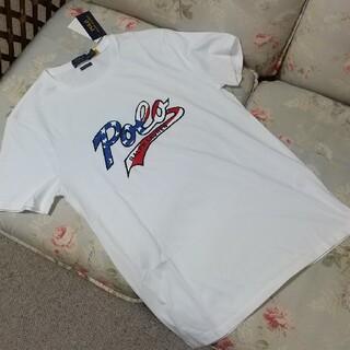 新品☆ラルフローレン Tシャツ POLO US M(Tシャツ/カットソー(半袖/袖なし))