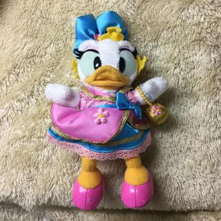 Disney - ファッションディレクター ぬいぐるみバッジ デイジー  ディズニーシー