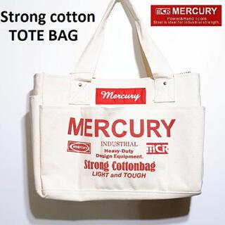 【MERCURY】 ストロングコットントートバッグ
