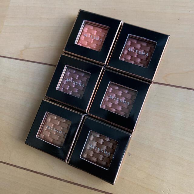 MISSHA(ミシャ)のミシャ イタルプリズム アイシャドウ コスメ/美容のベースメイク/化粧品(アイシャドウ)の商品写真