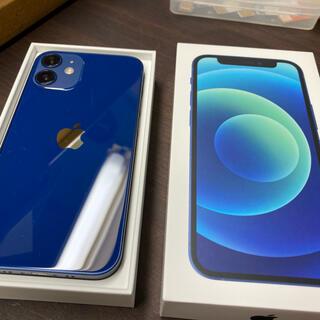 iPhone - iPhone12mini 128GB ブルー SIMフリー