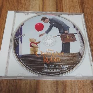 Disney - 「プーと大人になった僕 MovieNEX('18米)」DVD のみ