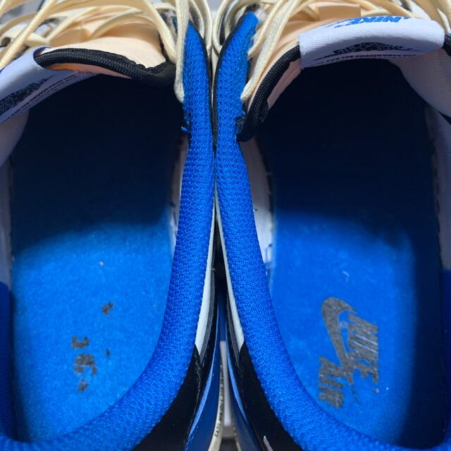 NIKE(ナイキ)のTRAVIS SCOTT × FRAGMENT エアジョーダン1 low メンズの靴/シューズ(スニーカー)の商品写真